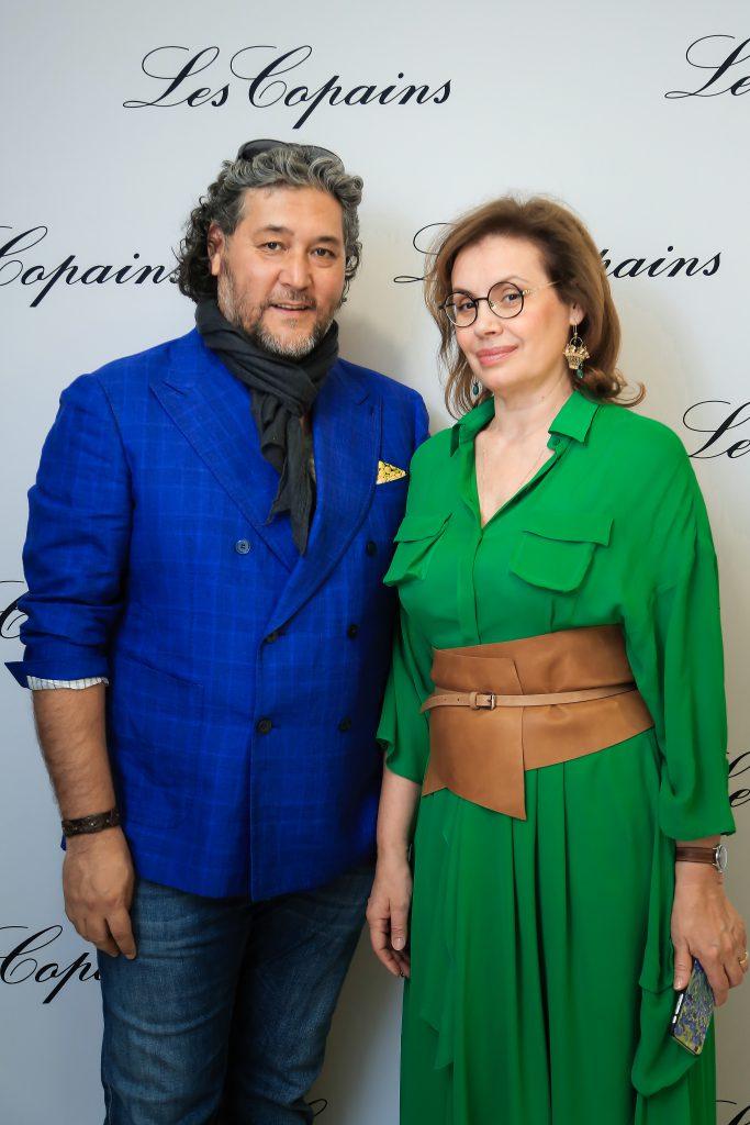 Хайот Исмоилов и Виктория Саава