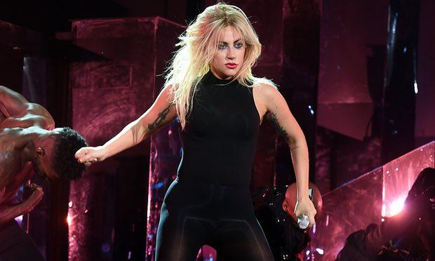 Леди Гага на Коачелле