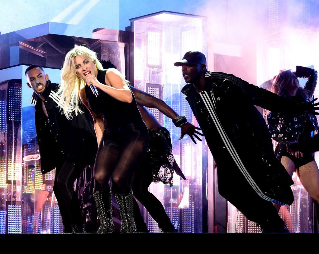 Леди Гага, 2017