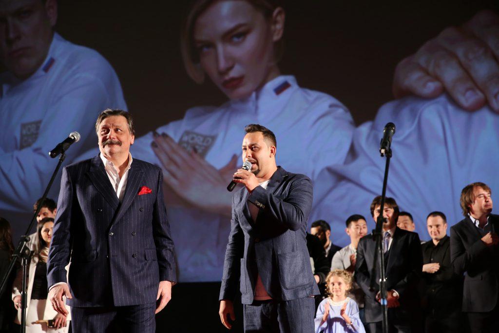 Дмитрий Назаров и Антон Федотов