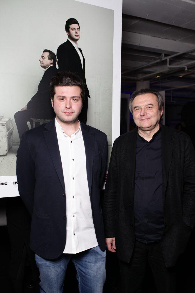 Алексей и Илья Учитель