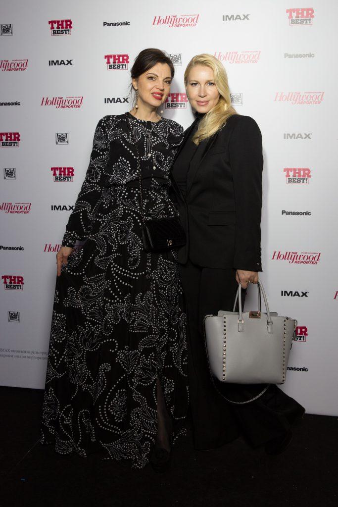 Алиса Толкачева и Екатерина Одинцова