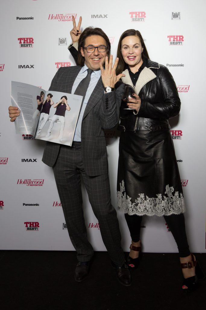 Андрей Малахов и Екатерина Андреева