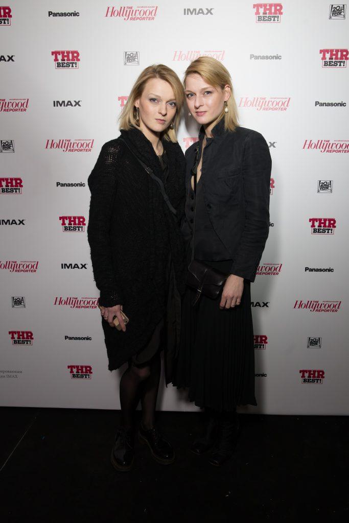 Дарья и Екатерина Носик