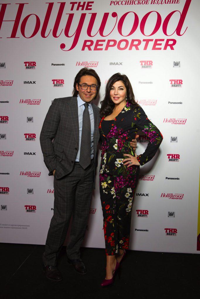Андрей Малахов и Мария Лемешева