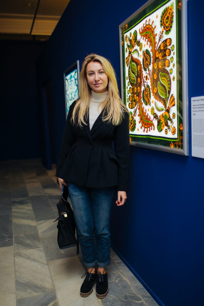 Апполинария Баханова