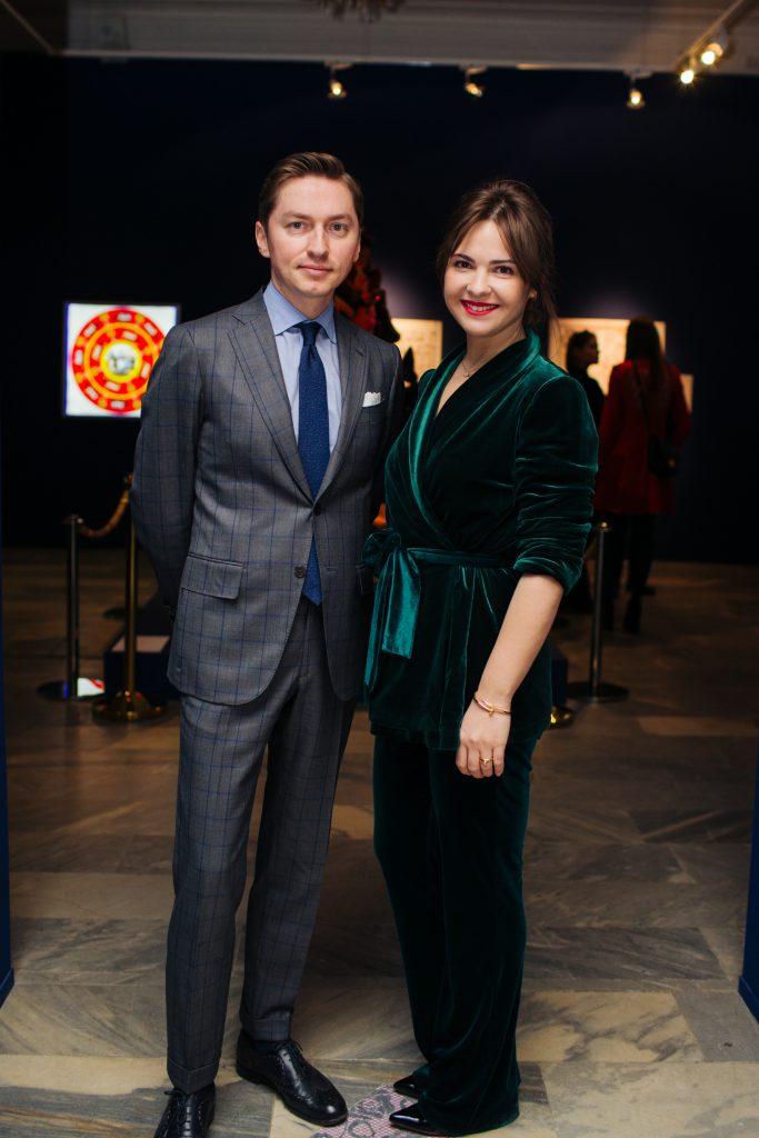 Игорь Гаранин и Юлия Чеканова