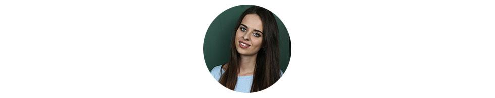 Юлия Карпухина, стилист Brow & beauty Bar на Большой Дмитровке