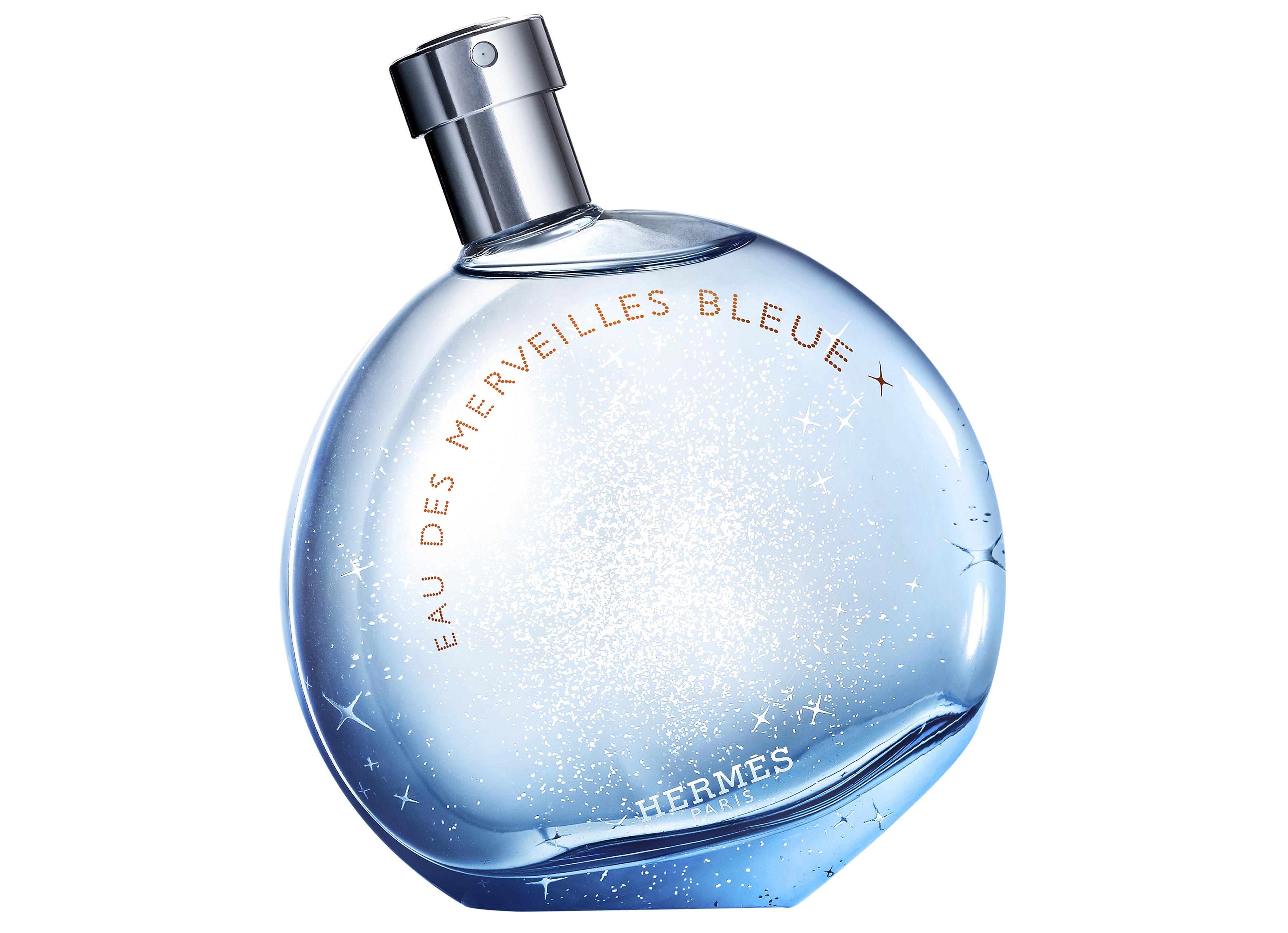 Туалетная вода Eau Des Merveilles Bleue, Hermès Parfums