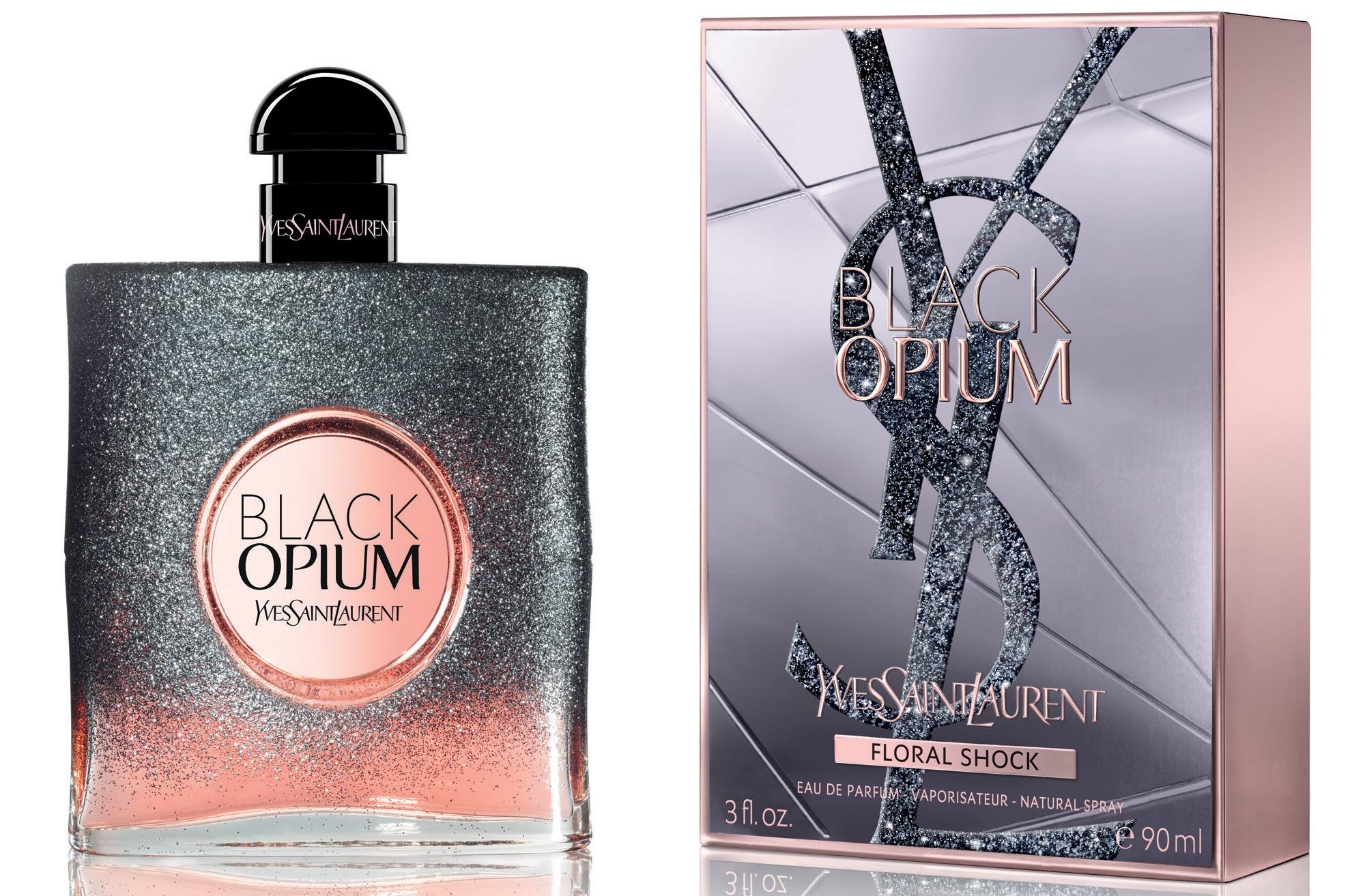 Парфюмерная вода Black Opium Floral Shock, Yves Saint Laurent