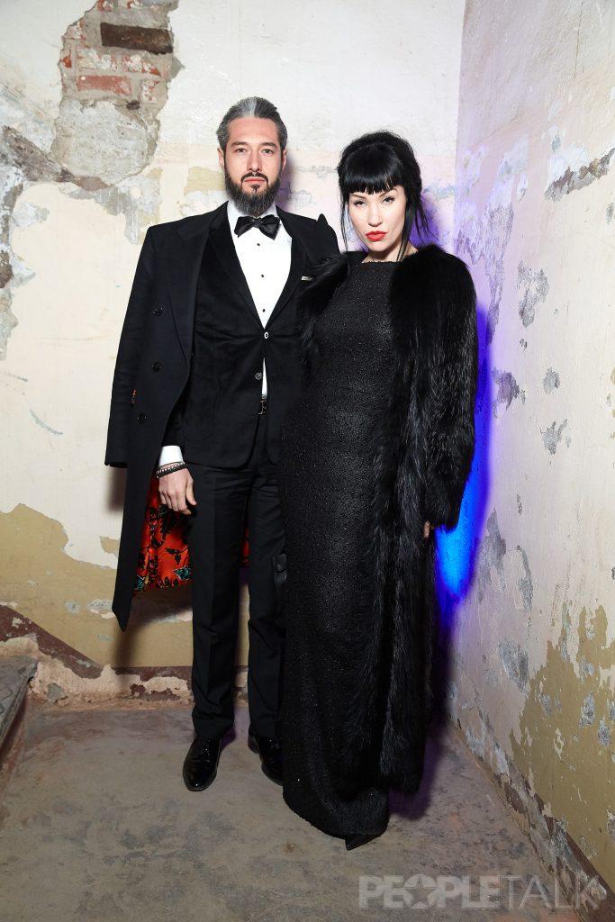 Ольга Якубович с супругом