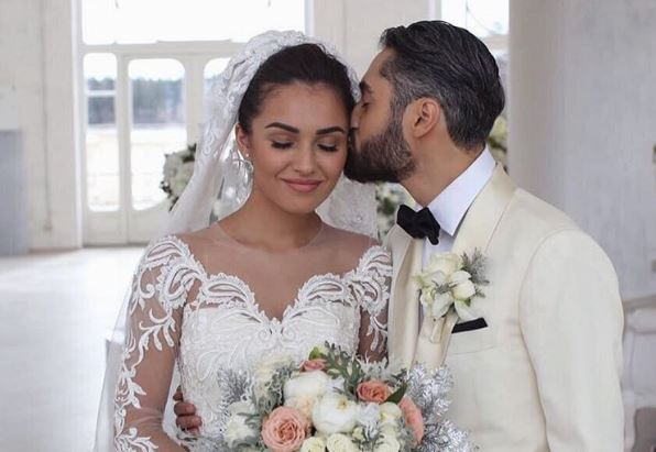 Мот и Маша свадьба