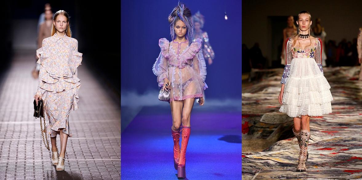 Mulberry, Marc Jacobs, Alexander McQueen