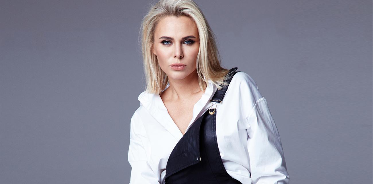Девушка недели: актриса и телеведущая Тамара Саксина