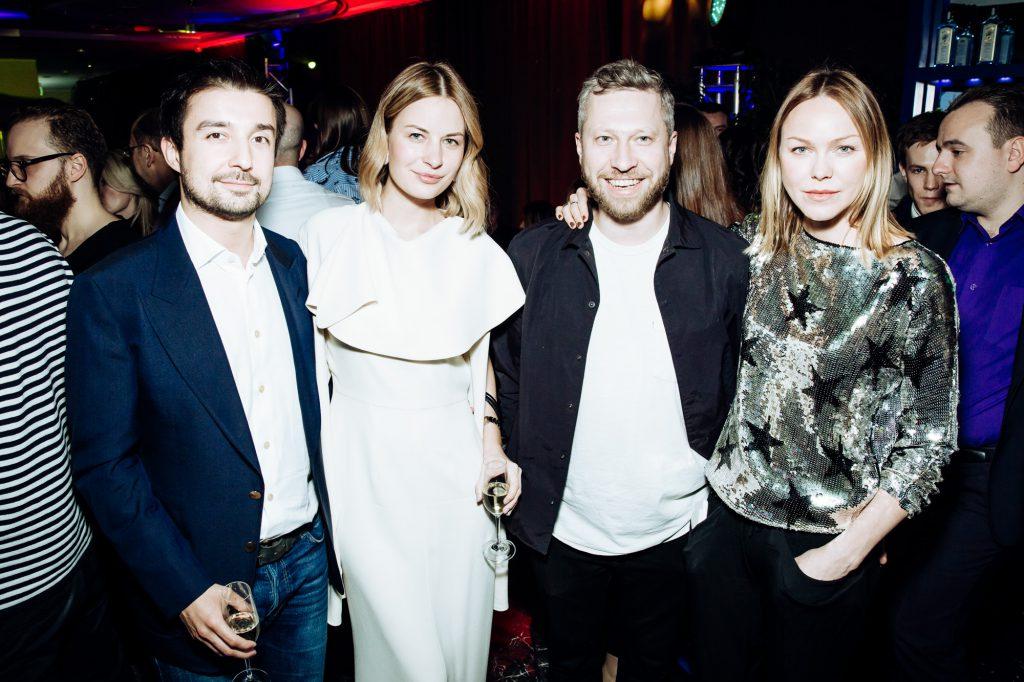 Сергей и Татьяна Азатян, Максим Ливси и Наталья Догадина