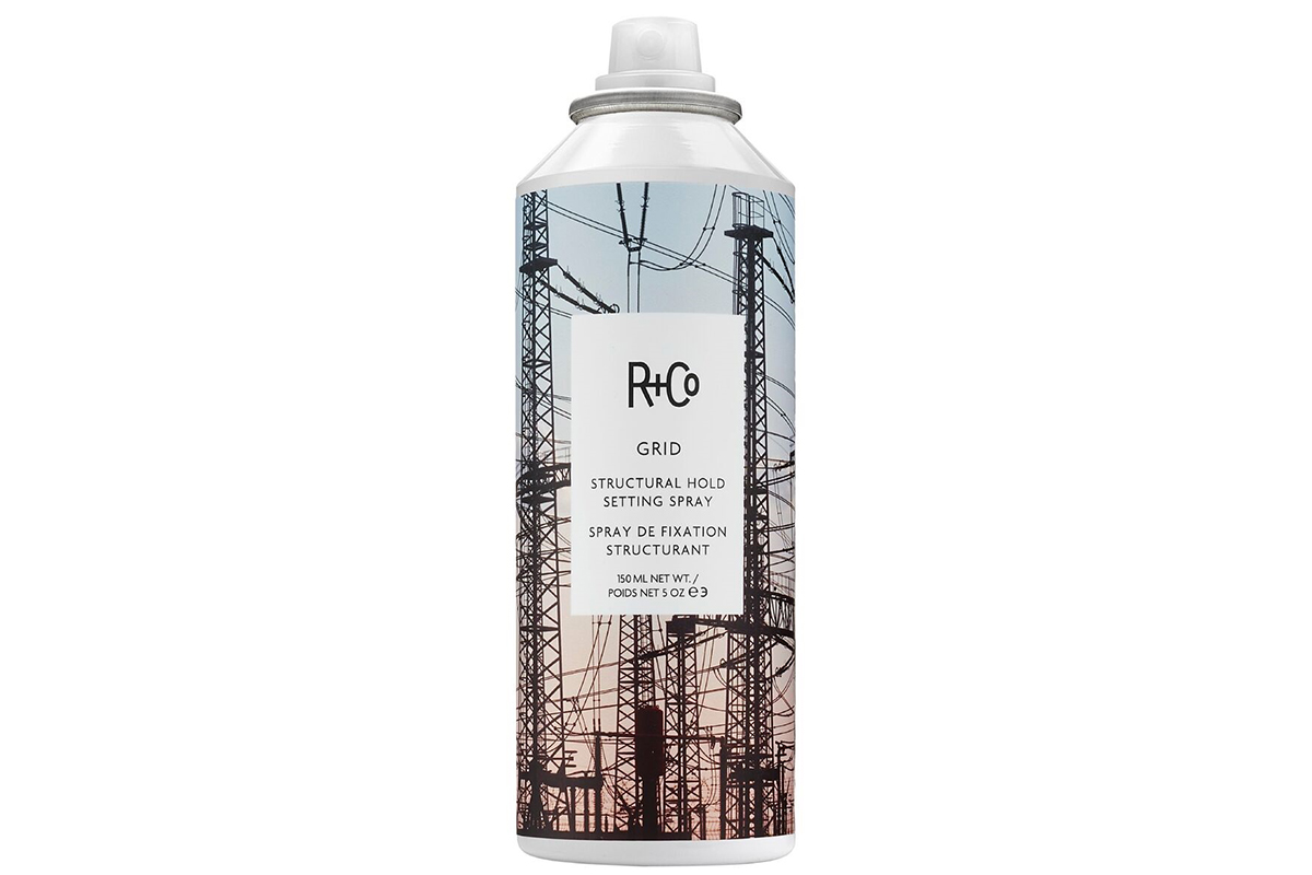 Текстурирующий спрей Grid Structural Hold Setting Spray, R+Co