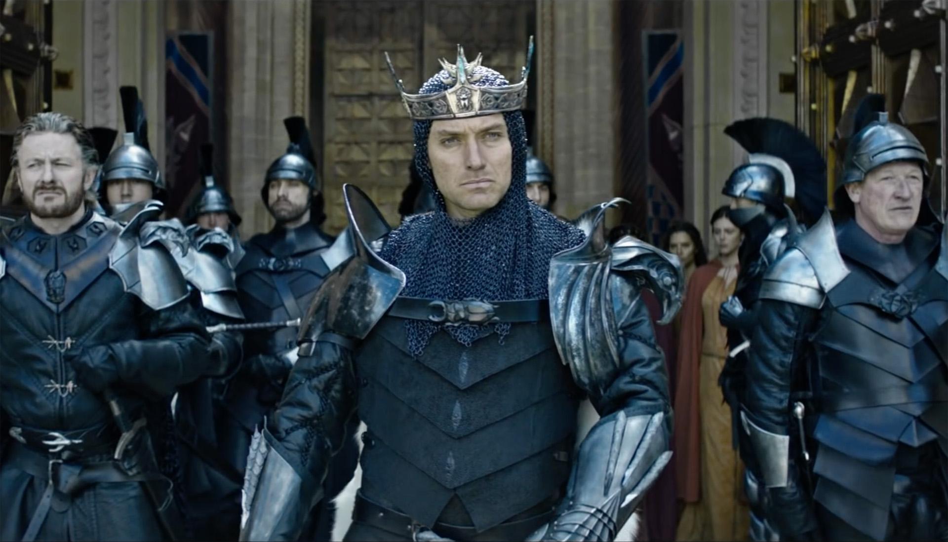 Смотреть новинки кино онлайн в нд Меч короля Артура
