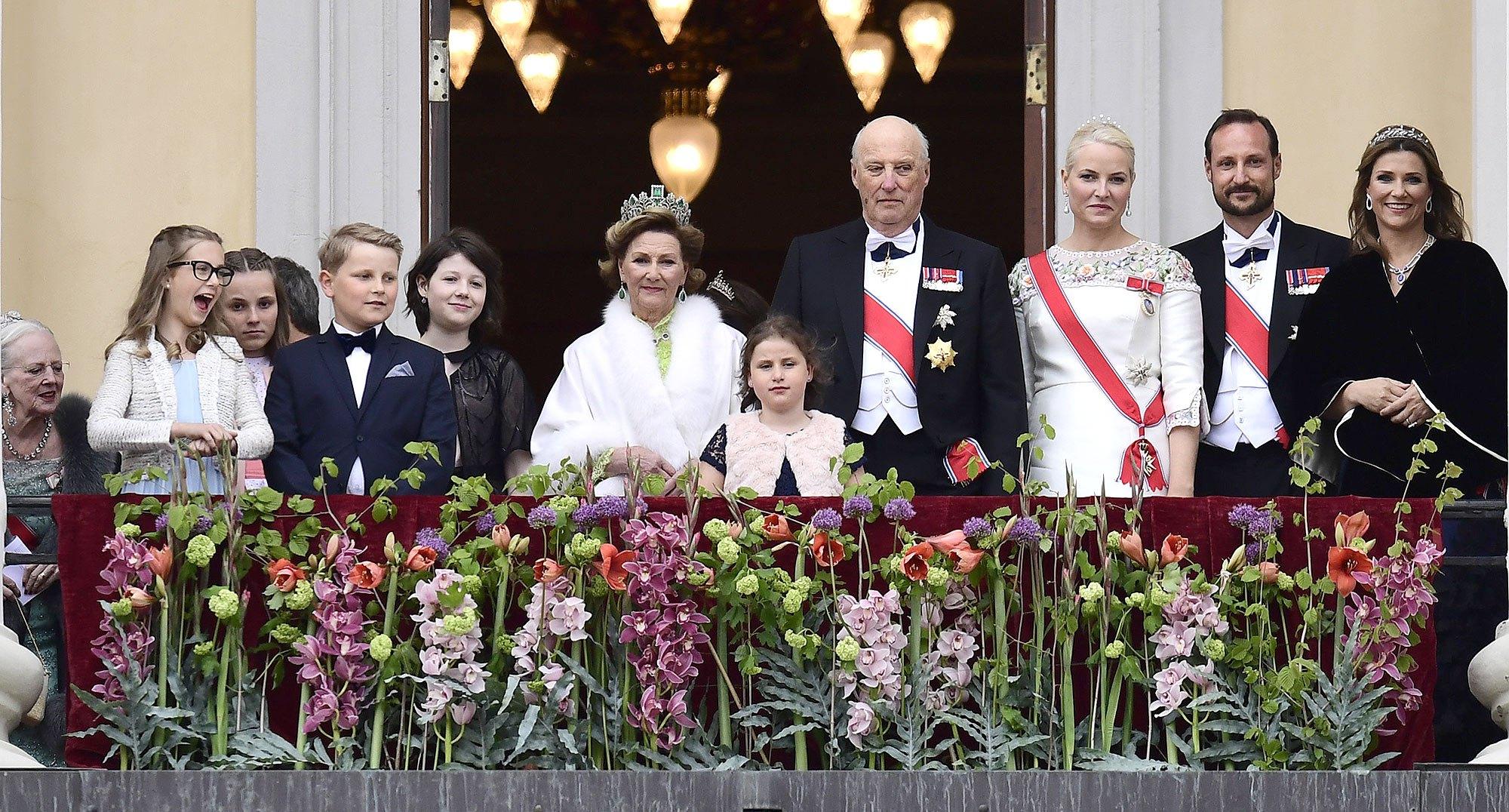 Королевская семья Норвегии