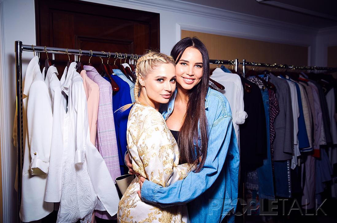 — Наталья Рудова и Анастасия Решетова