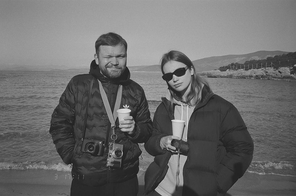 Алексей Киселев и Дарья Шевелева