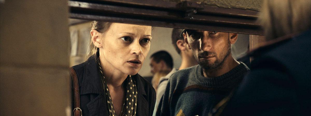 Кадр из фильма «Кроткая»