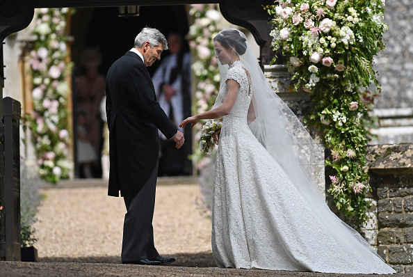 22a8bba7b1d Фото со свадьбы Пиппы Миддлтон и Джеймса Мэттьюза уже здесь!