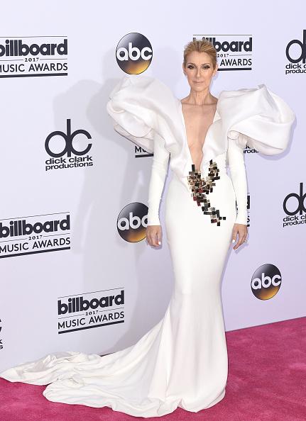 Селин Дион на Billboard Music Awards 2017
