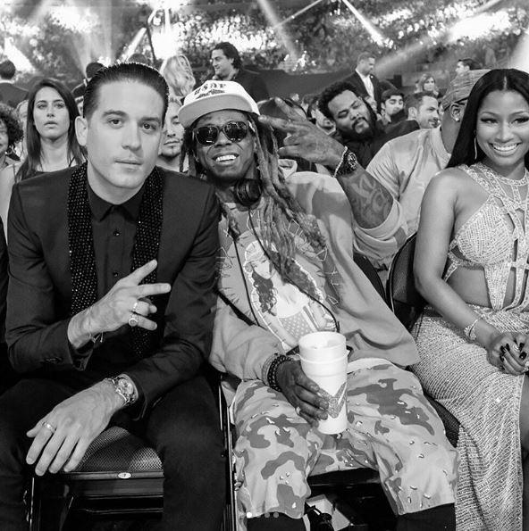 G-easy, Lil Wayne и Ники Минаж