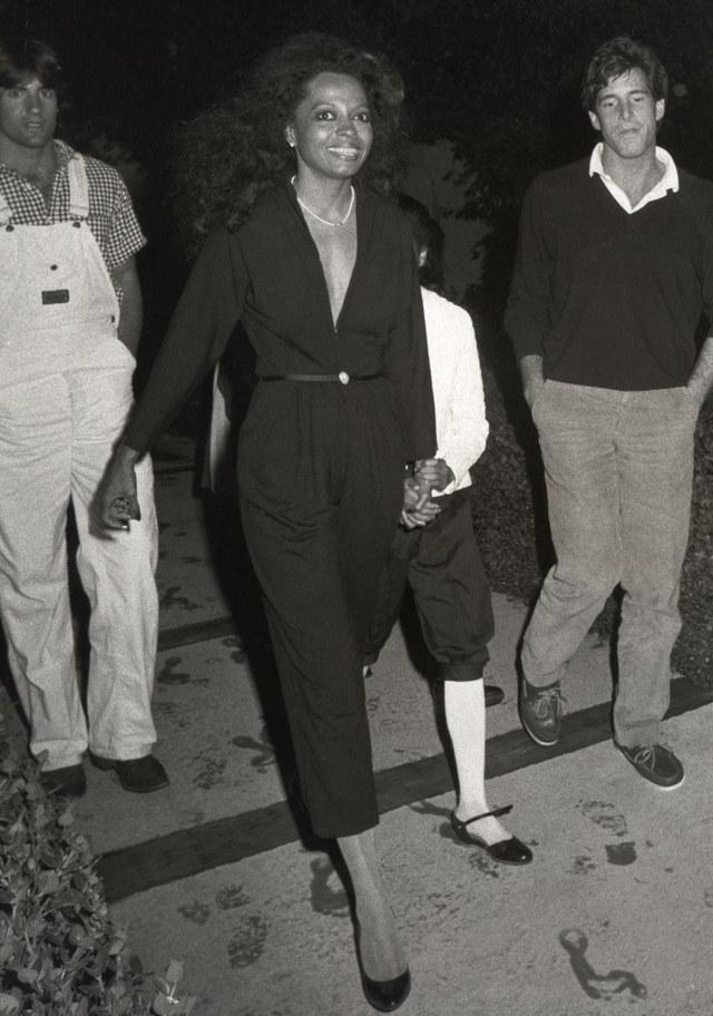 Дайана Росс, 1982 год