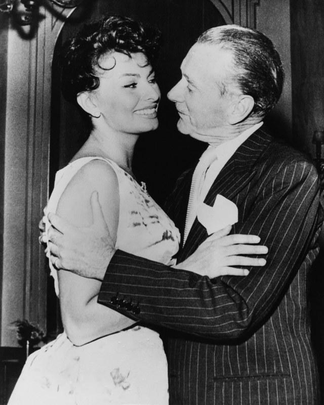 Софи Лорен, 1956 год