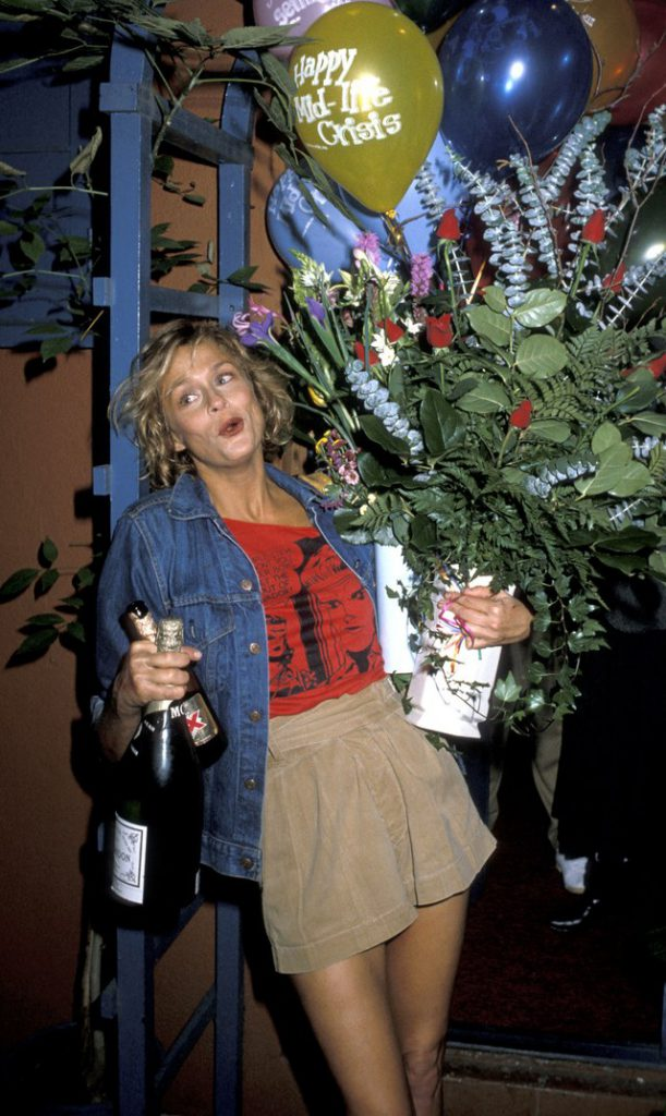 Лорен Хаттон, 1983 год