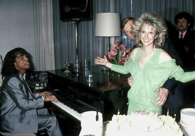 Кэти Хилтон, 1984 год
