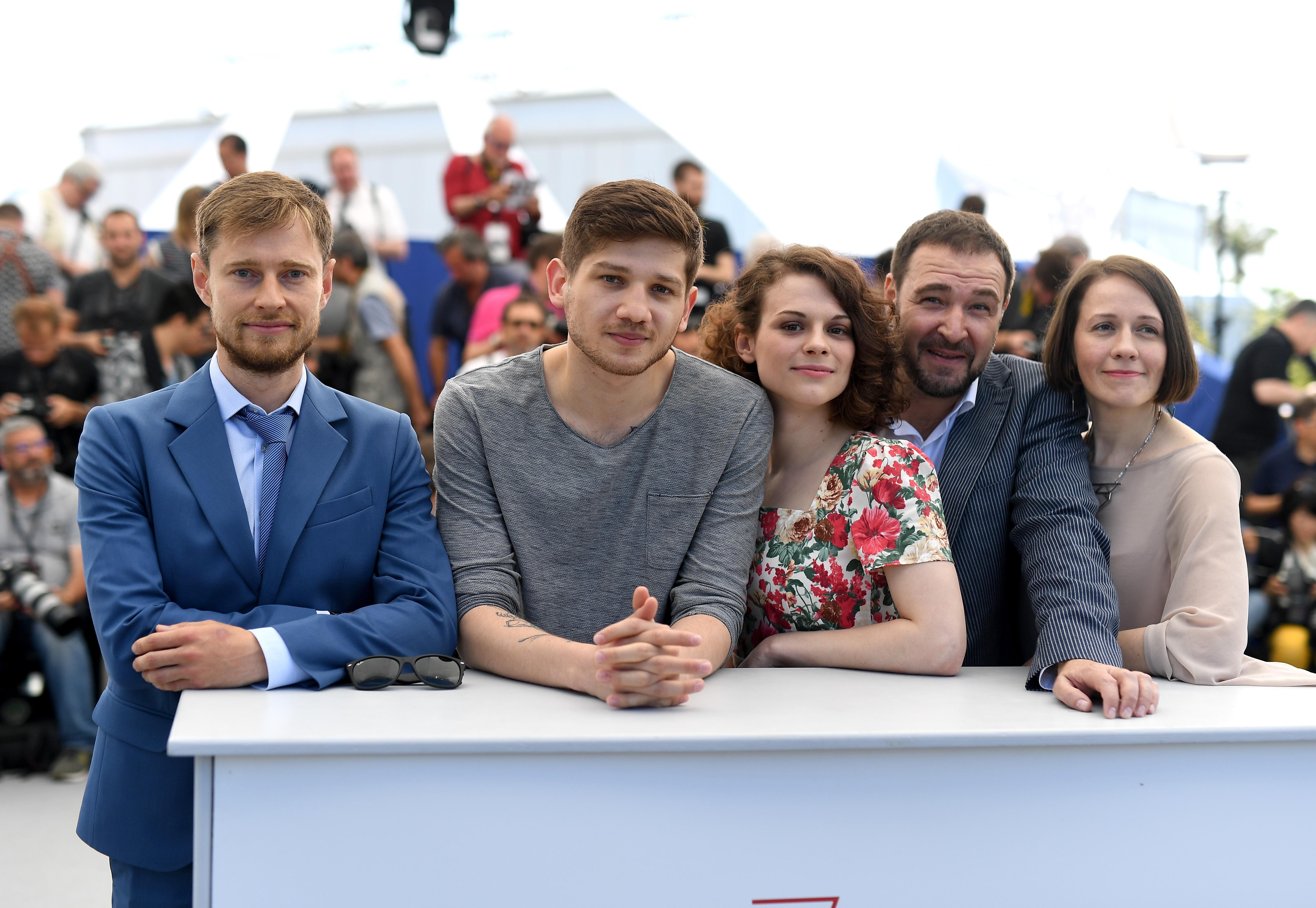 Николай Янкин, Кантемир Балагов, Дарья Жовнер,Ольга Драгунова, Артем Цыпин