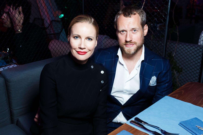 Елена Летучая и Юрий Анашенков