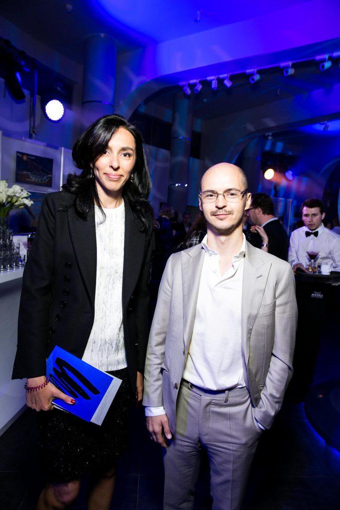 Софья Троценко и Дмитрий Волков