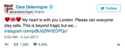 Мое сердце с тобой, Лондон. Люди, пожалуйста, будьте в безопасности.