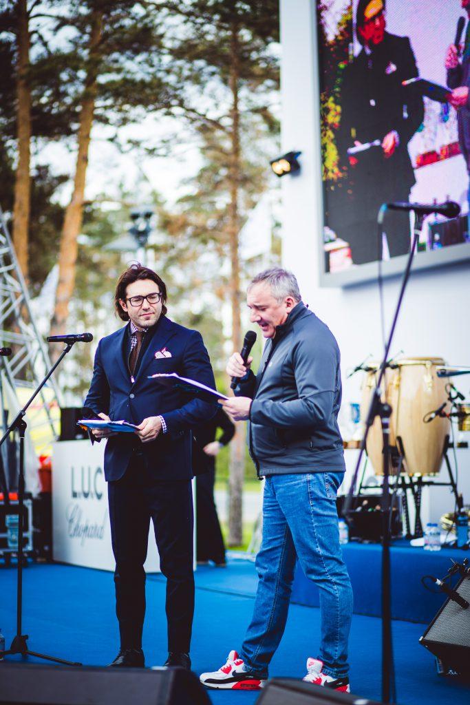 Андрей Малахов и Николай Фоменко