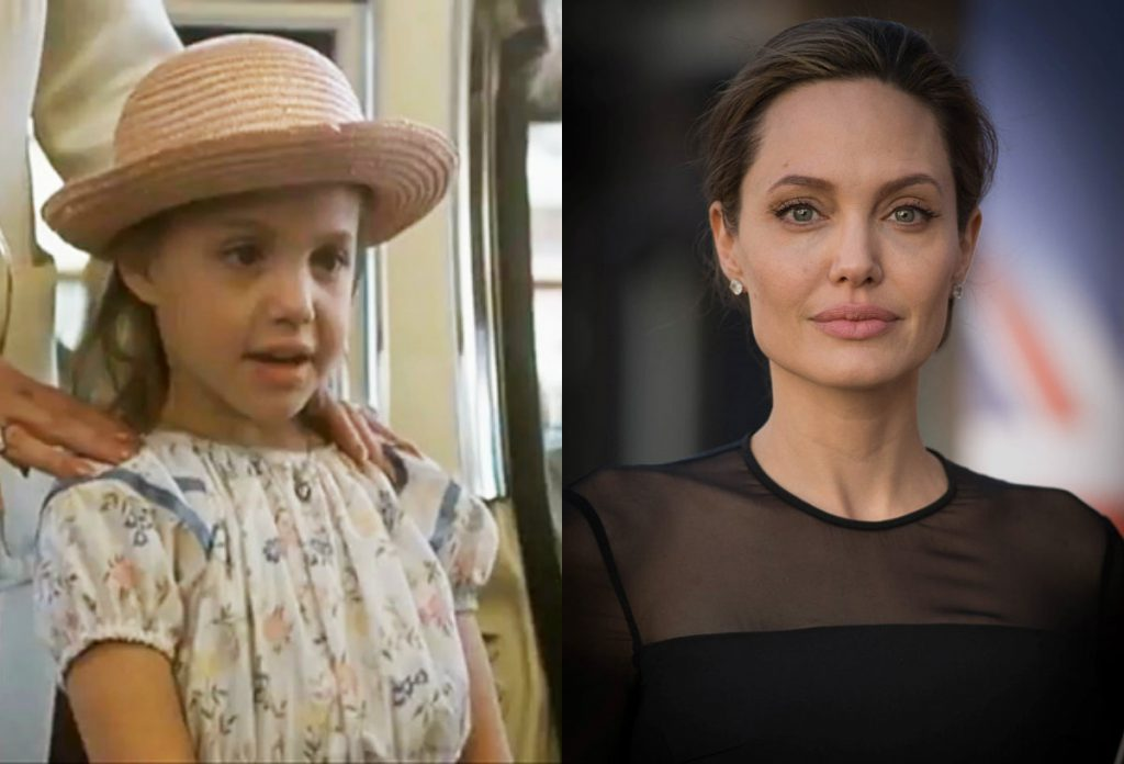 Анджелина Джоли - «В поисках выхода» (1982)