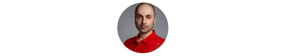 Армен Тер-Григорян, директор направления «Игровые программы» сети фитнес клубов World Class