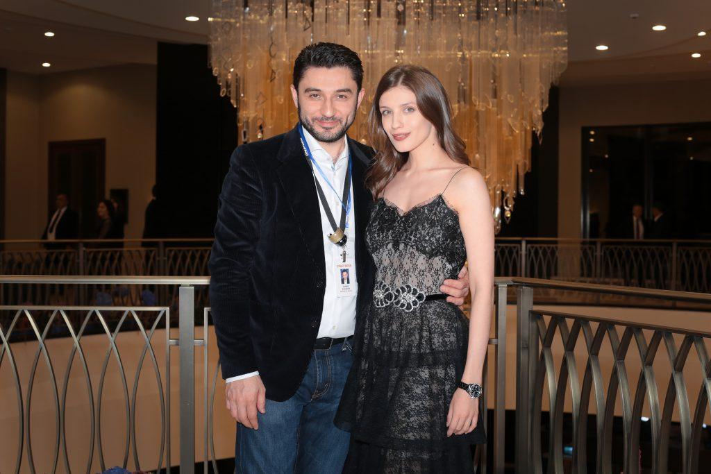 Табриз Шахиди и Анна Чиповская