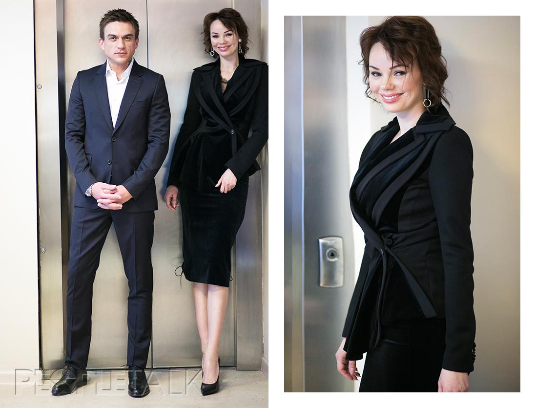 Влад Топалов и Мария Фролова