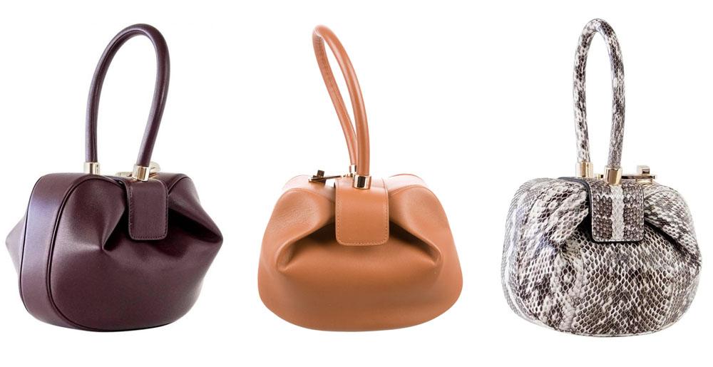 The Nina Bag by Gabriela Hearst