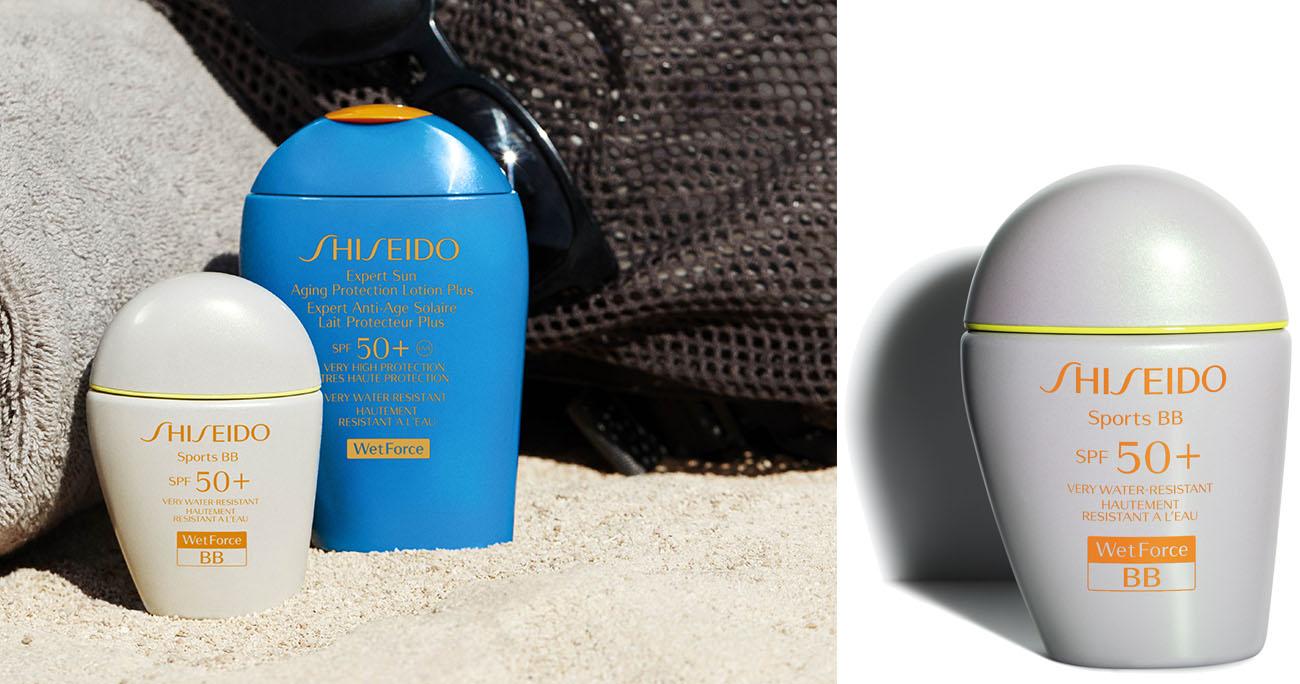 BB-крем Shiseido Sports BB SPF 50+