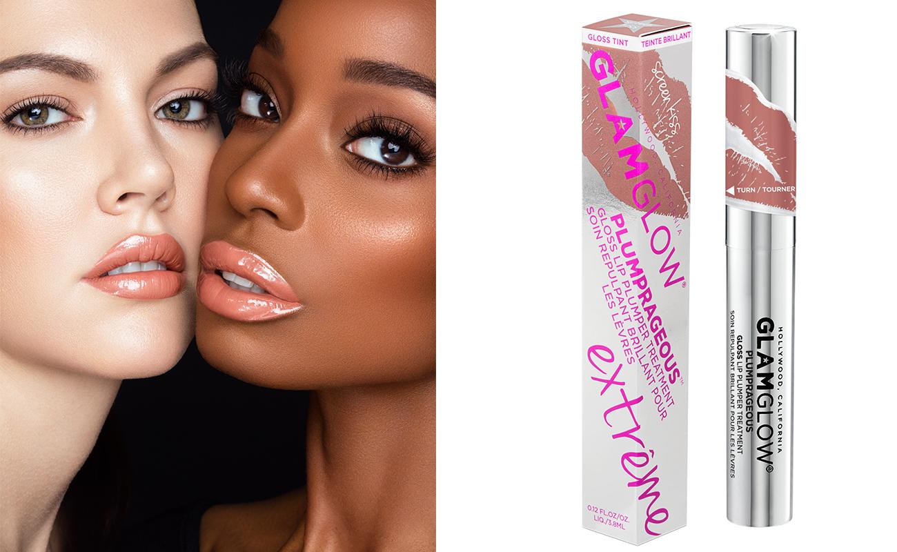 Коллекция пламперов для губ Plumprageous™ Lip Treatment Nude Collection, Glamglow