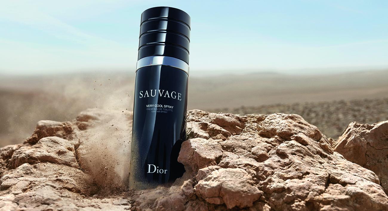 Туалетная вода для мужчин Sauvage Very Cool Spray, Dior