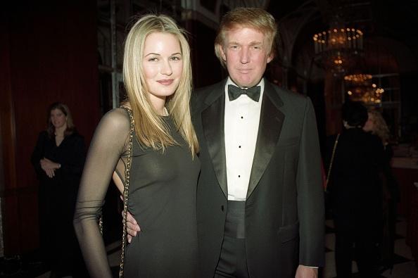 Селина Мидельфарт и Дональд Трамп