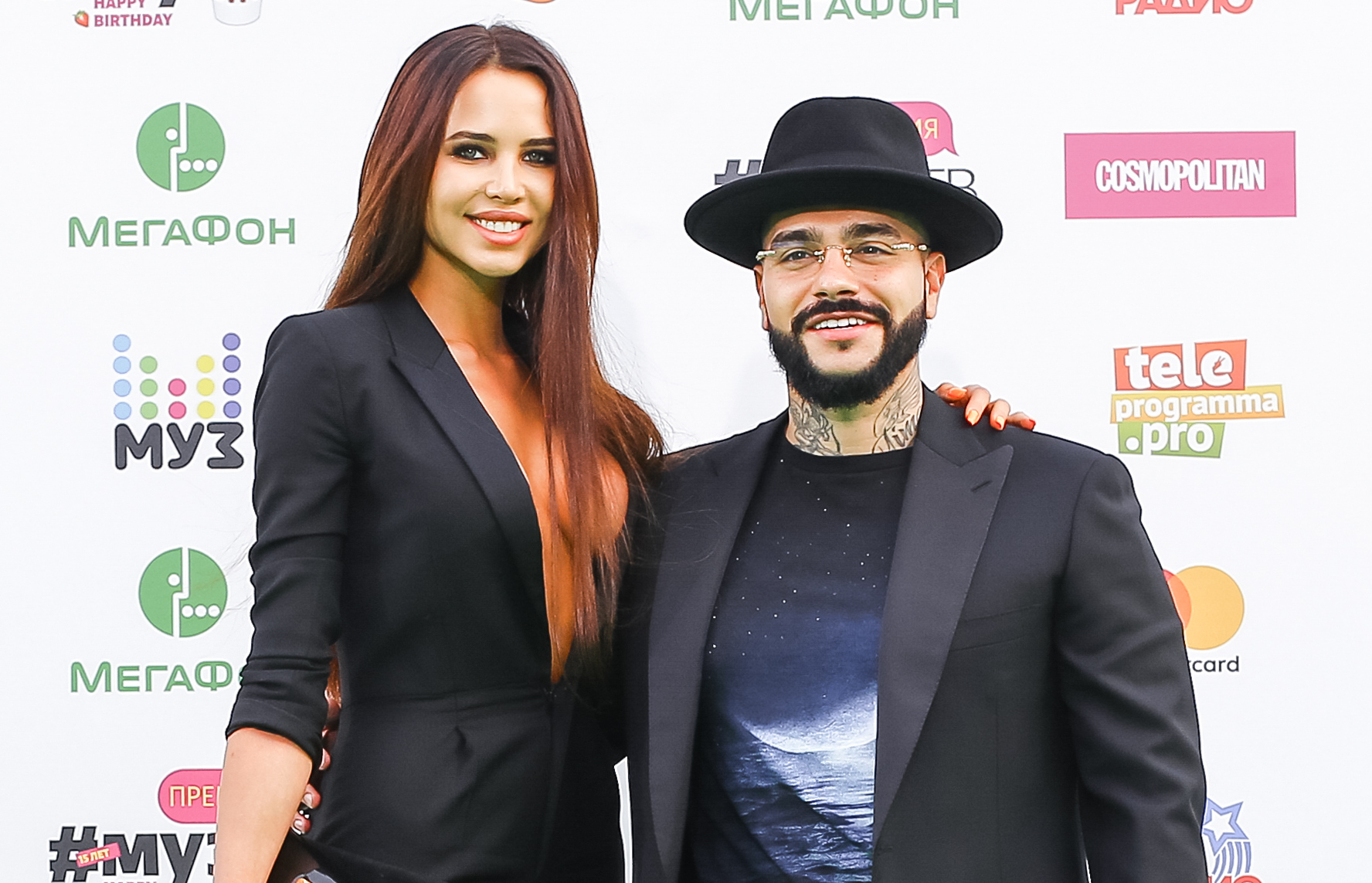 Timati and Reshetova parted