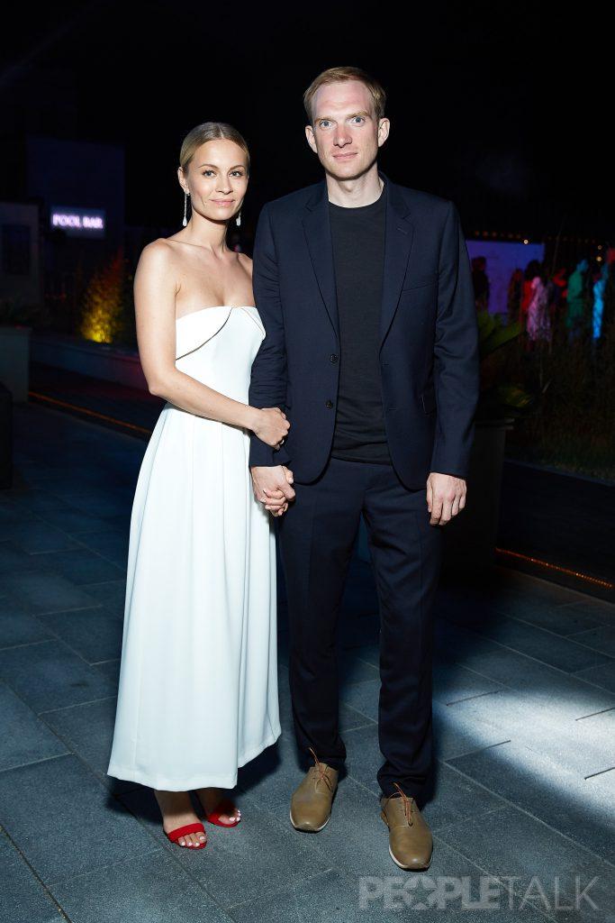 Ольга и Андрей Бурковские
