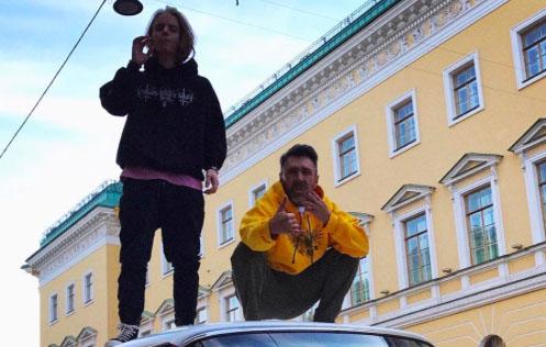 Pharaoh и Сергей Шнуров