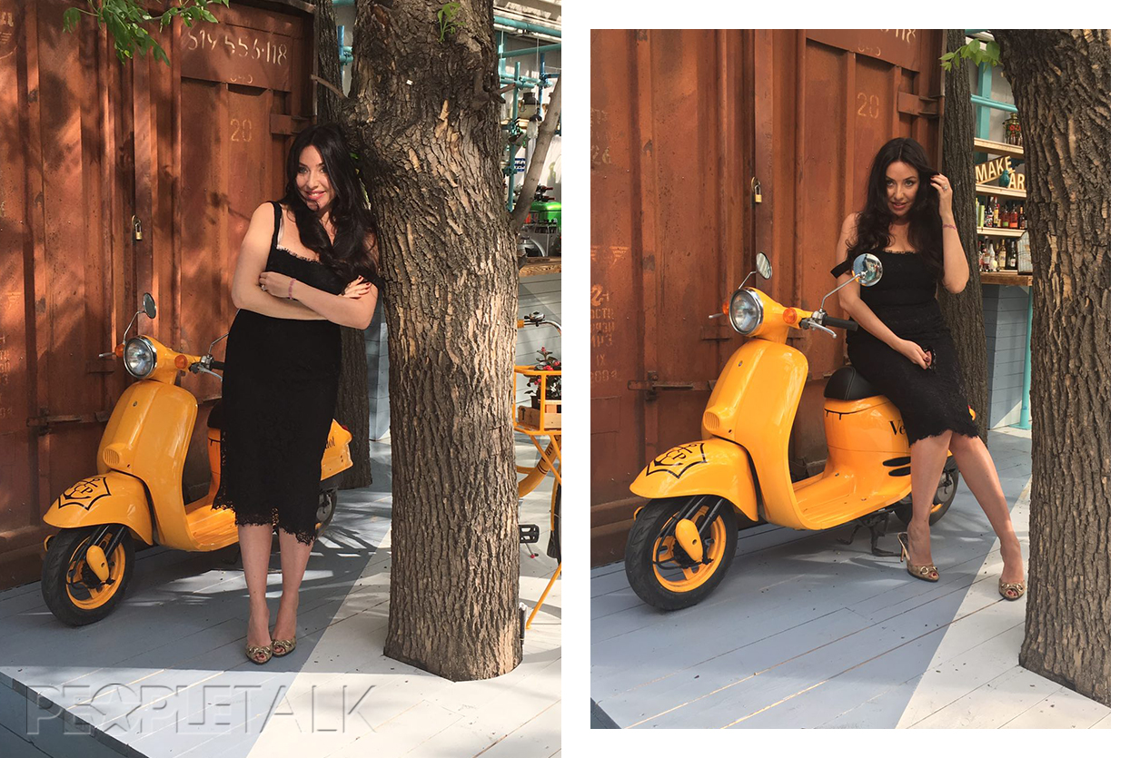 Платье, Dolce & Gabbana (ТД «ЦУМ»)